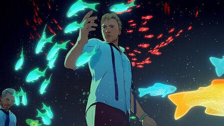 觀賞魚夜。第 1 季第 12 集。